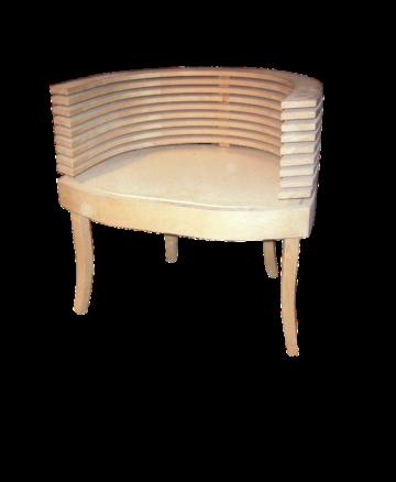 sedia disegnata da luca scacchetti